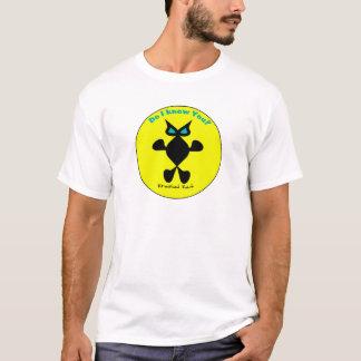 Cat Cobalt Eye, Cobalt Eye Cat T-Shirt