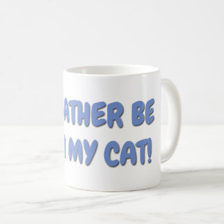 Cat Company Coffee Mug