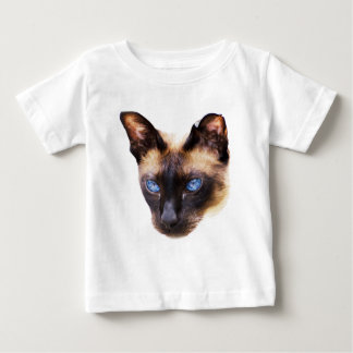 cat confidence peace calm baby T-Shirt