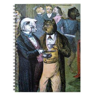 Cat Conversation Notebook