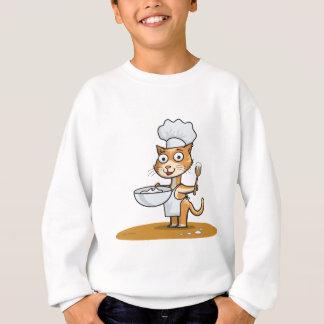 Cat Cook Sweatshirt
