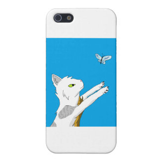 cat cover for iPhone 5/5S