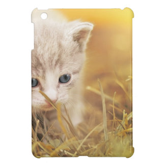 Cat Cute Cat Baby Kitten Pet Animal Charming iPad Mini Cases