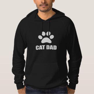 Cat Dad Paw Hoodie