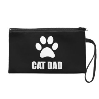 Cat Dad Paw Wristlets