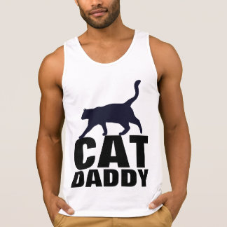 CAT DADDY (DAD) T-shirts and Tank tops