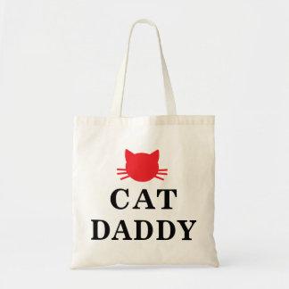 Cat Daddy Tote Bag