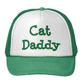 Cat Daddy Trucker Hat Green