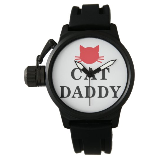 Cat Daddy Watch