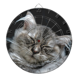cat dartboard