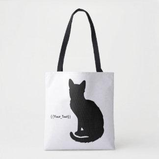 Cat Diaper Tote Bag