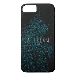 """Cat Dreams"" iPhone 7 Case"