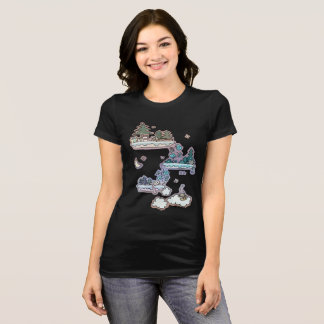 Cat Dreams T-Shirt (alternate colors)