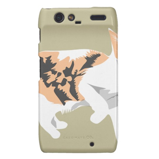 Cat Droid RAZR Case