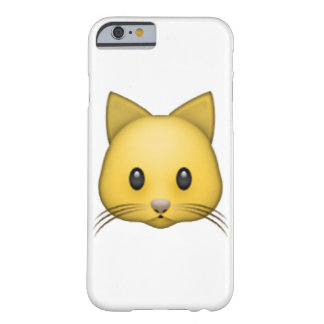 Cat - Emoji Barely There iPhone 6 Case