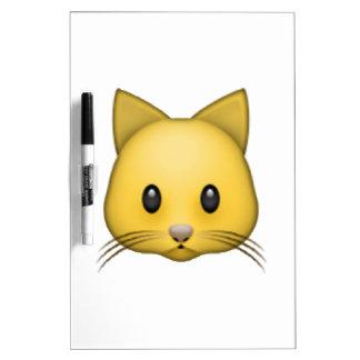 Cat - Emoji Dry Erase Board
