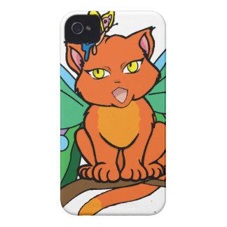 Cat-er-Fly Apple Iphone4 Case