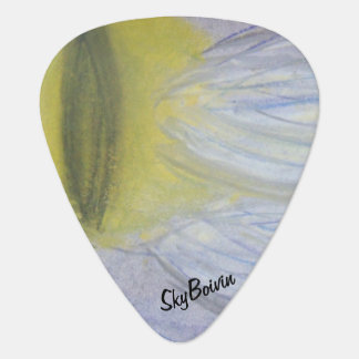 cat eye moon guitar pick