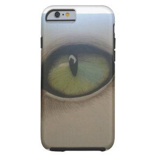Cat eye phone case
