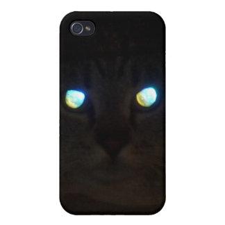 Cat Eyes a Glow iPhone 4 Case