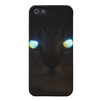 Cat Eyes a Glow iPhone 5 Covers