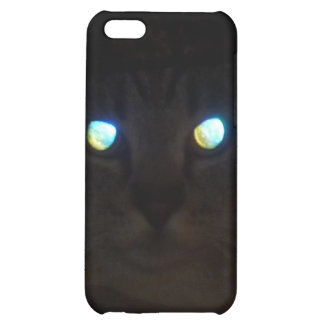 Cat Eyes a Glow iPhone 5C Covers