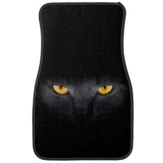 Cat Eyes Front Car Mat