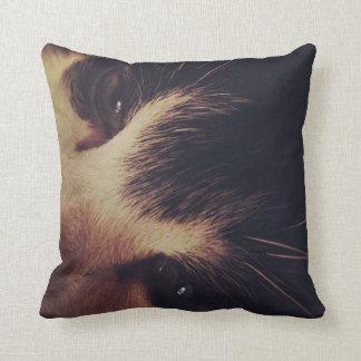 Cat Eyes Pillow