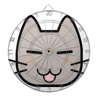 Cat Face Dartboard