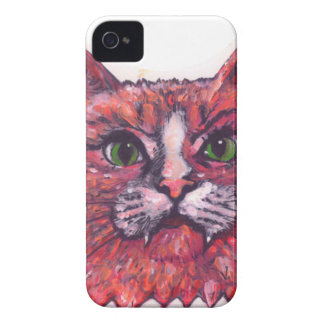 Cat Face iPhone 4 Covers