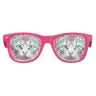 Cat face kids sunglasses