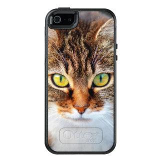 Cat face OtterBox iPhone 5/5s/SE case