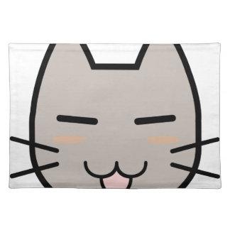 Cat Face Placemat