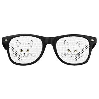 Cat Face Retro Sunglasses