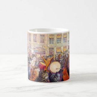 Cat Festival Mug