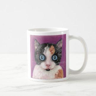 Cat for tea coffee mug