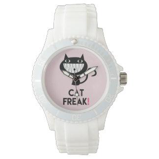 Cat Freak! Fun Watch
