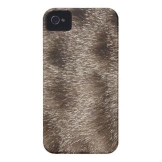 CAT FUR iPhone 4 CASES