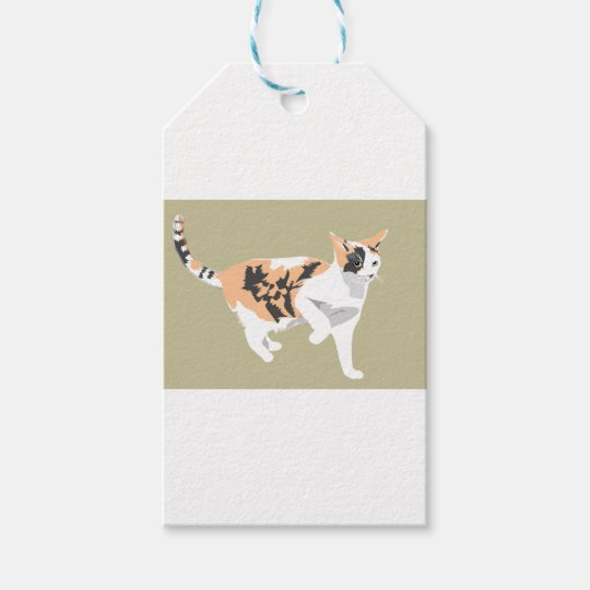 Cat Gift Tags