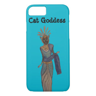 Cat Goddess iPhone 7 Case