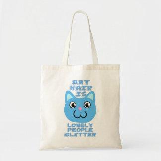 Cat Hair Budget Tote Bag