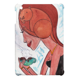 Cat Hair iPad Mini Covers