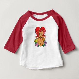 Cat has lots of Love Baby T-Shirt