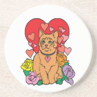 Cat has lots of Love Coaster