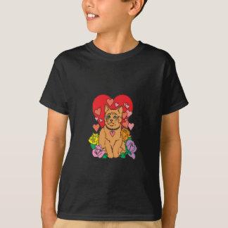 Cat has lots of Love T-Shirt