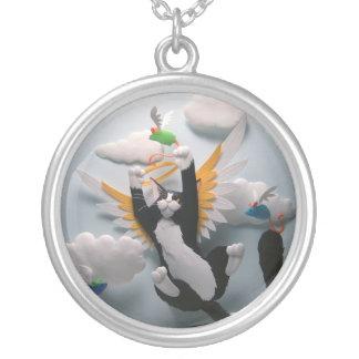 Cat Heaven Necklace