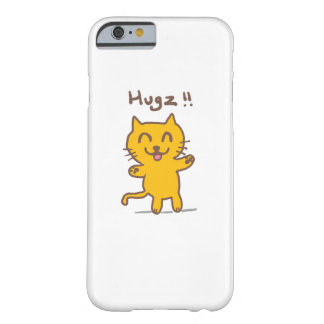 Cat Hugz Barely There iPhone 6 Case