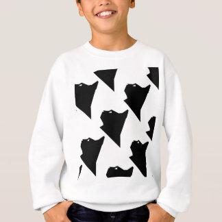 Cat Illustration T-Shirt