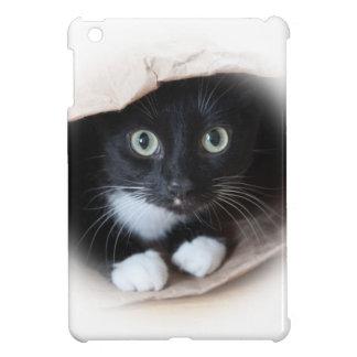 Cat in a bag iPad mini case
