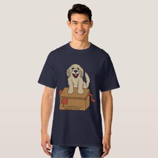 Cat In Box T-Shirt